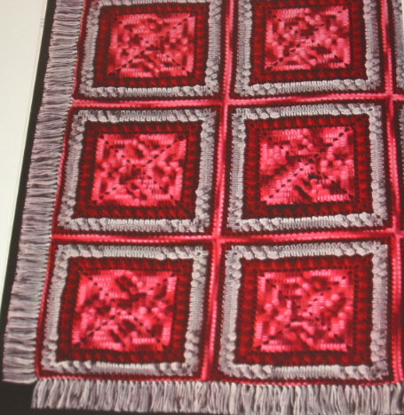Crochet Pattern For A Western Afghan Crochet Club